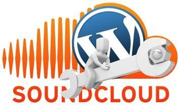 Insertar tracks de audio de SoundCloud en WordPress