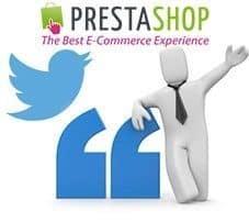 Insertar una módulo de Twitter en tu plantilla de PrestaShop