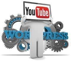 Inserta vídeos de Youtube en WordPress en post y páginas