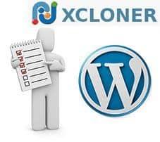Excluir directorios en XCloner para evitar consumo de recursos en el servidor y problemas de uso de espacio de disco