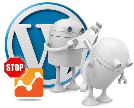 Excluye usuarios o administradores de las métricas de Google Analytics en WordPress