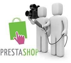 Insertar un vídeo en la ficha del producto de PrestaShop