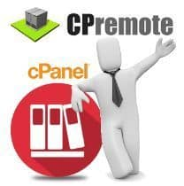 Restaura archivos o carpetas con cPremote Backup Management en cPanel