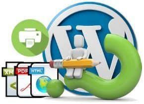 Permite a tus usuarios imprimir tus post de WordPress