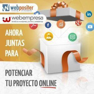 Colaboración Webpositer Webempresa