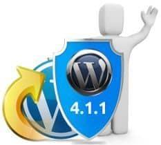Disponible WordPress 4.1.1 versión de mantenimiento