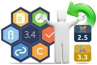 Pasos para actualizar a Joomla 3.4