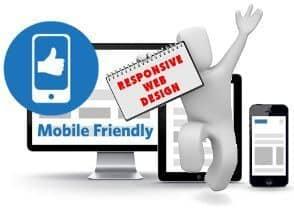 Haz tu sitio web responsive y evita que Google penalice tu posicionamiento