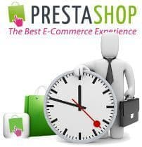 Deshabilitar o modificar el módulo de horario del Pack PrestaShop Carmé
