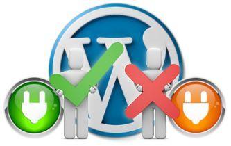 Habilita y deshabilita plugins desde la admin bar del dashboard y el frontal en WordPress