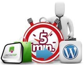 De PrestaShop a WooCommerce en 5 minutos