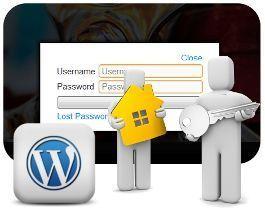 Formulario de acceso popup en el frontal de WordPress