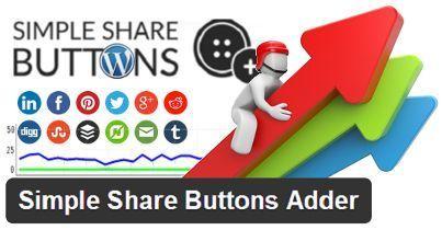 Utiliza plugins para socializar contenidos en WordPress que no arruinen tu web