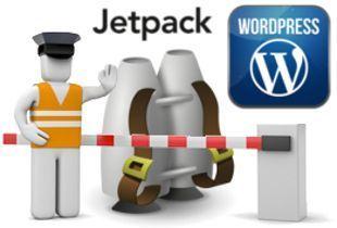 Desactiva y evita la instalación de módulos de JetcPack en WordPress