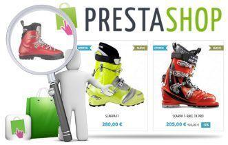 Muestra productos relacionados en PrestaShop