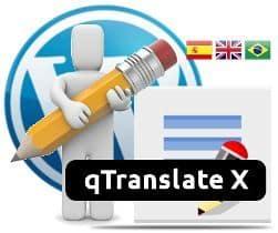 Multiidiomas en WordPress con qTranslated X - Traduciendo Menús