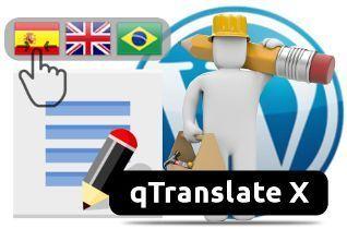 Multiidiomas en WordPress con qTranslate X - Añade un selector de idioma en el Menú