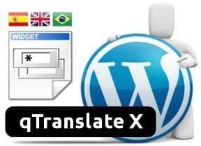 Multiidiomas en WordPress con qTranslate X - Traduciendo Widgets