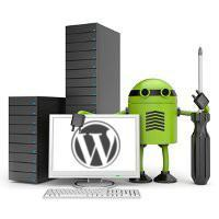 Web WordPress hosting