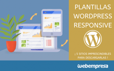 5 sitios imprescindibles para descargar plantillas WordPress responsive