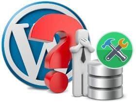 Como detectar problemas de conexión con la base de datos en WordPress