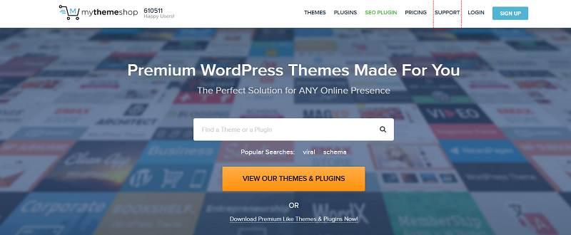 Plantillas Mythemeshop para WordPress