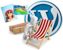 ¿Donde están las fotos de las vacaciones? ¡tus álbumes en WordPress, sin plugins!