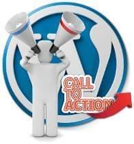 Llamadas a la acción en WordPress