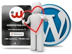Añade estilo a tu perfil de autor en WordPress ¡Quiérete mucho!