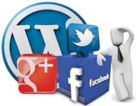 Crea un widget de redes sociales en WordPress sin plugins ni historias