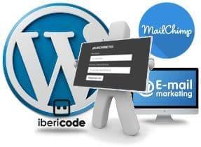 Boletines en WordPress con MailChimp ¡más rápido que tomar un café!