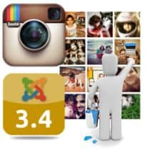 Instagram en Joomla 3 en un módulo fijo