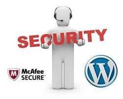 Asegura y certifica tu web con McAfee SECURE para WordPress