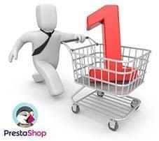 Proceso de compra en un solo paso para PrestaShop