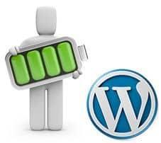 Habilidades y Avances de Proyectos con tu barra de progreso en WordPress