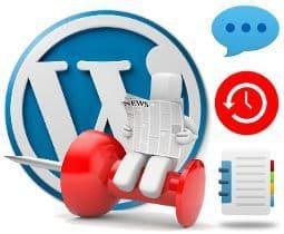 Añade una barra informativa en cada post de WordPress