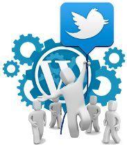Muestra los seguidores de Twitter en WordPress