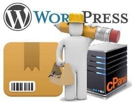 No se instalar un Pack WordPress ¿cómo lo hago?