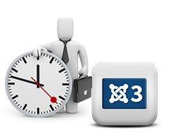Línea de tiempo en un artículo de Joomla 3