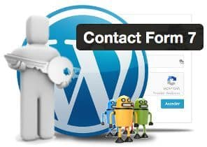 Contact Form 7 en WordPress ahora con No CAPTCHA reCAPTCHA