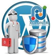 XCloner en WordPress