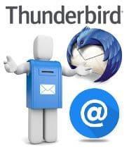 correo en Thunderbird