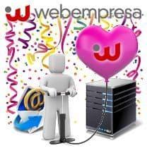 Hosting con Webempresa