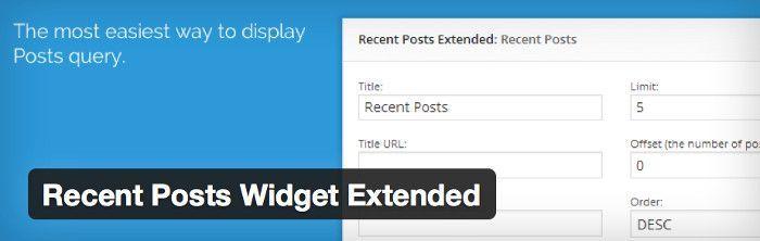 post en WordPress