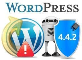 Actualización de WordPress 4.4.2