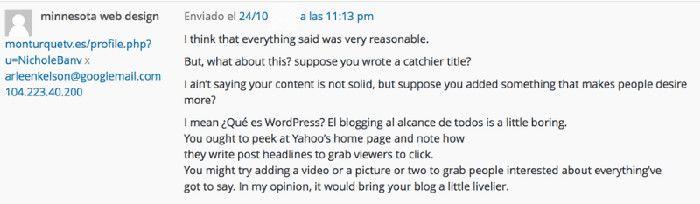 """""""mejorar la velocidad de carga de WordPress"""