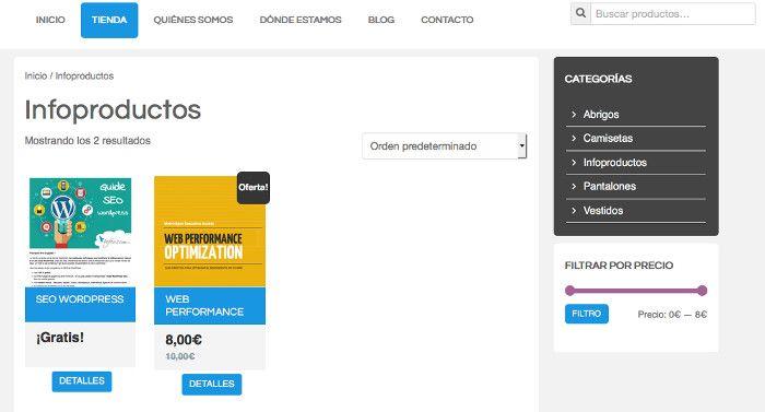 WooCommerce con DropBox ¡infoproductos en la nube!