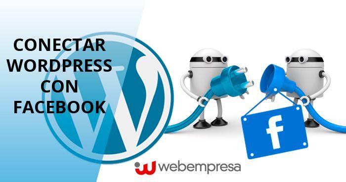 Conectar WordpPress con Facebook