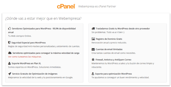 como elegir hosting wordpress