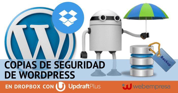Copias de Seguridad de WordPress